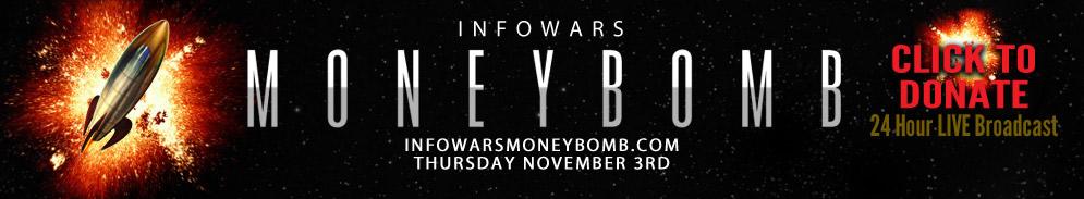 Infowars Moneybomb