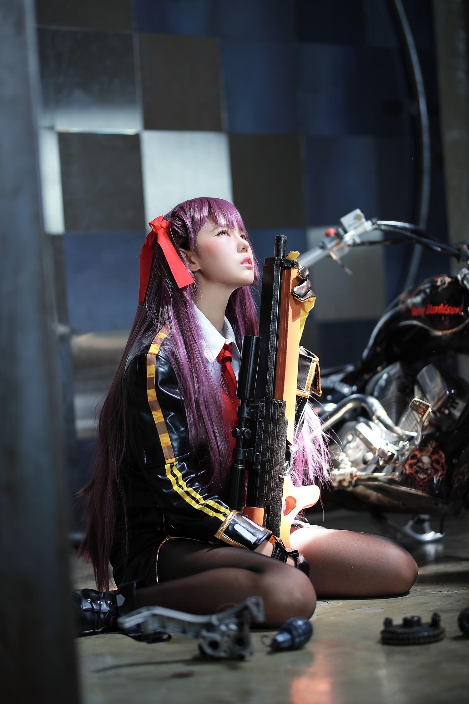 Girls Frontline WA2000 Cosplay So Ryeo Inven Global