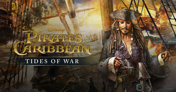 New Content For Pirates Of The Caribbean Tides Of War