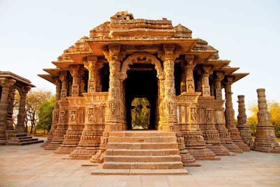 Sun temple of Modhera - IonWebs.com