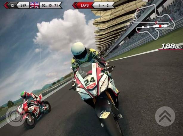 Il gioco SBK14 Mobile è in arrivo su App Store