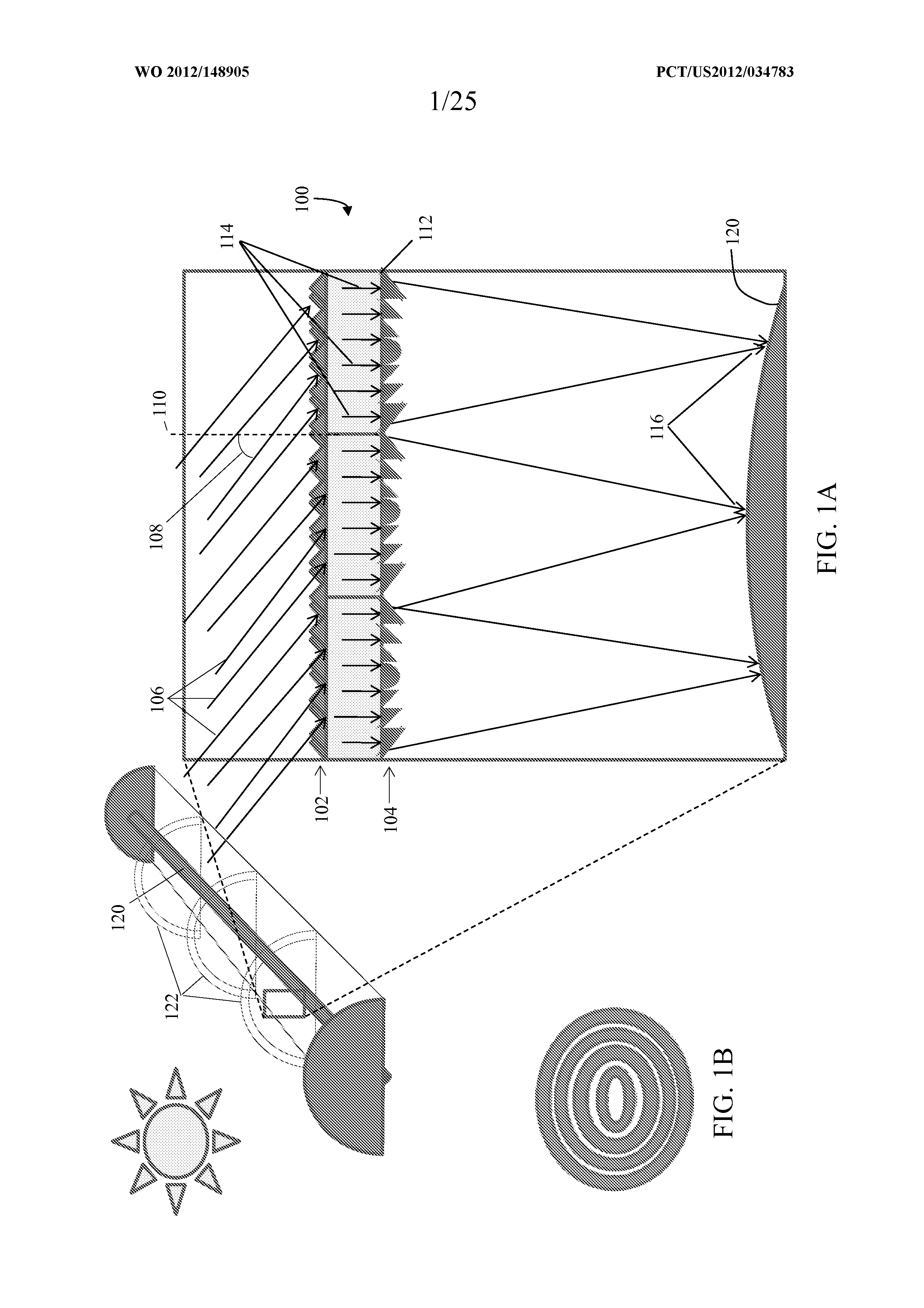 Polymeric Solar Concentrator And Solar Thermal Device