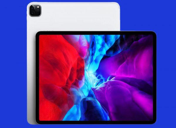 iPad Pro 2020 anteriore e posteriore