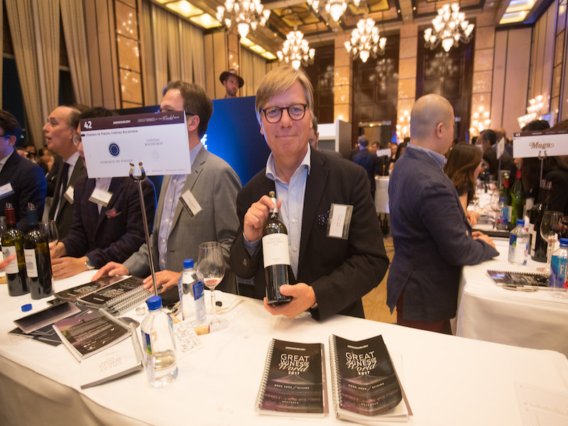 Great Wines Of The World Asia 2017 A New Benchmark For Fine Wine For China