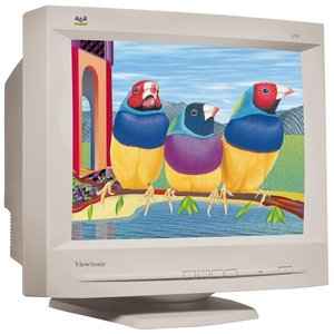 CRT Monitor in hindi