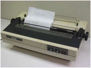Daisy Wheel Printer in hindi