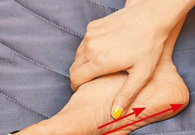 [瘦腿]按摩小動作 有效消除水腫瘦大小腿