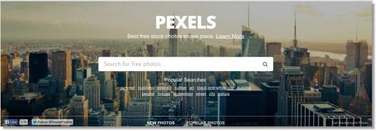 Sites d'images gratuites