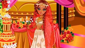 jeu habillage de mariage indien gratuit