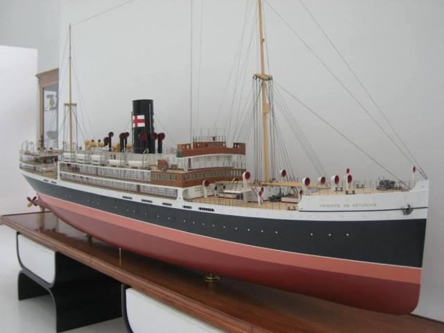 Miniatura do Príncipe de Astúrias (Imagem: Google Imagens)
