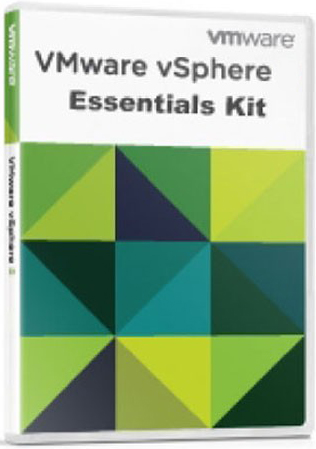 Vmware Vsphere Essentials Kit For Non Profits With 1 Yr