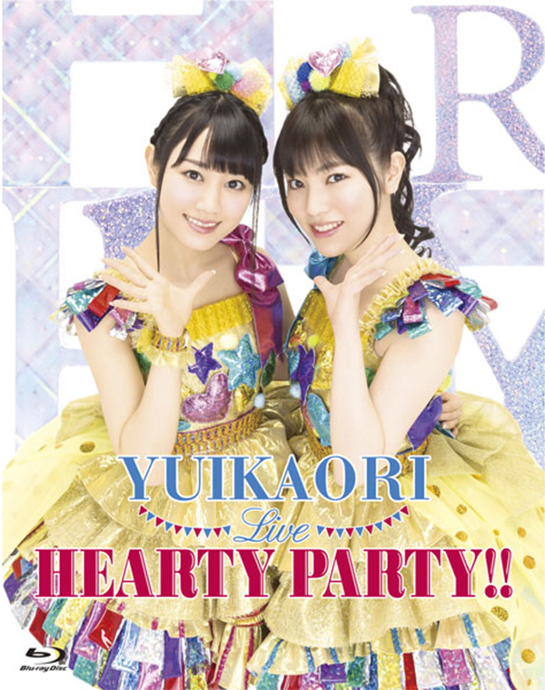 YuiKaori Live Hearty Party