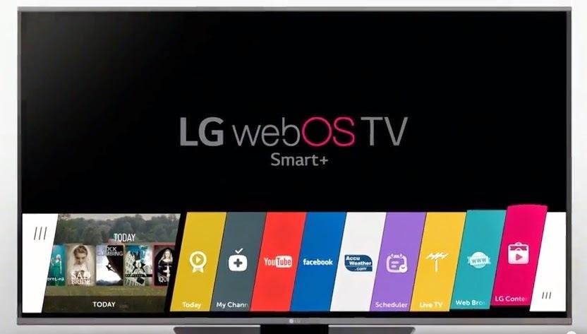Image result for lg smart tv webos