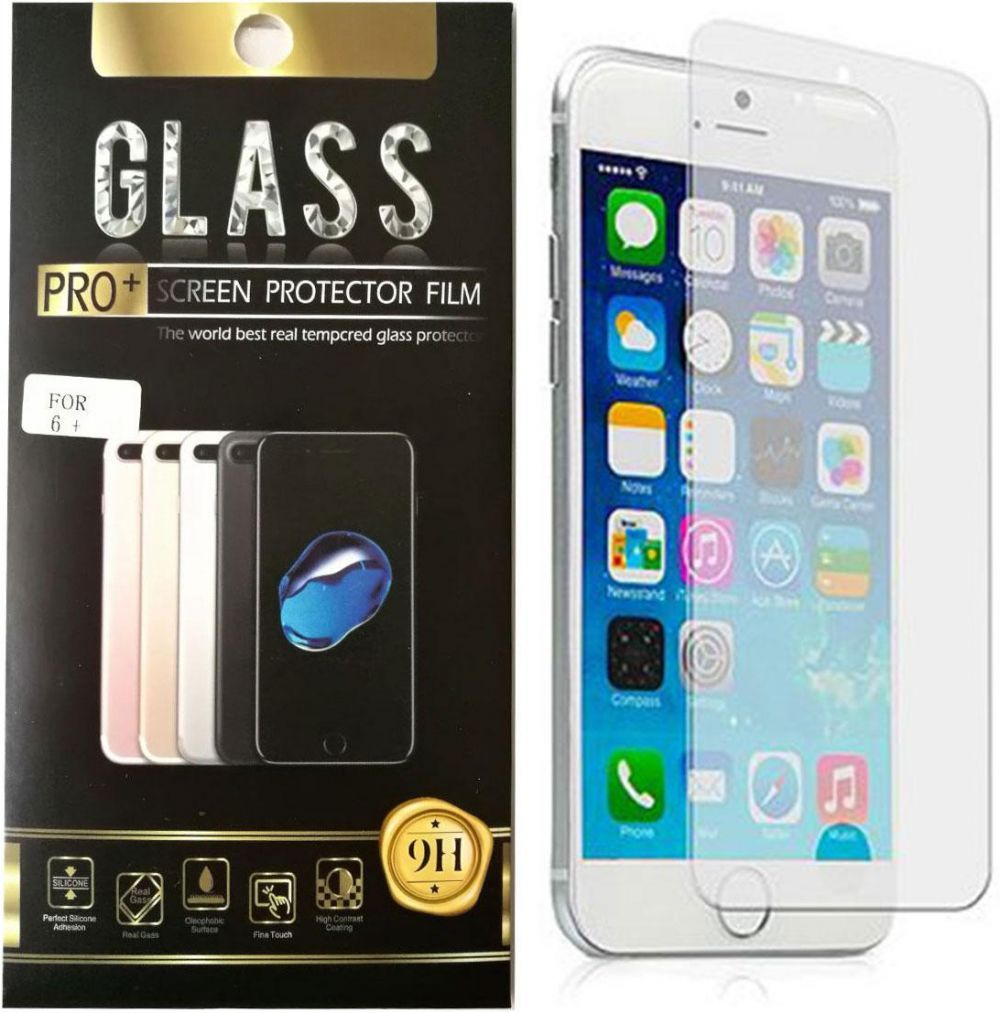 سعر Generic Tempered Glass Screen Protector For Apple Iphone