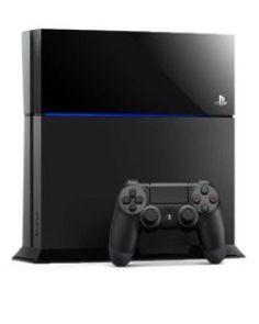 PlayStation 4 - 500GB - Black