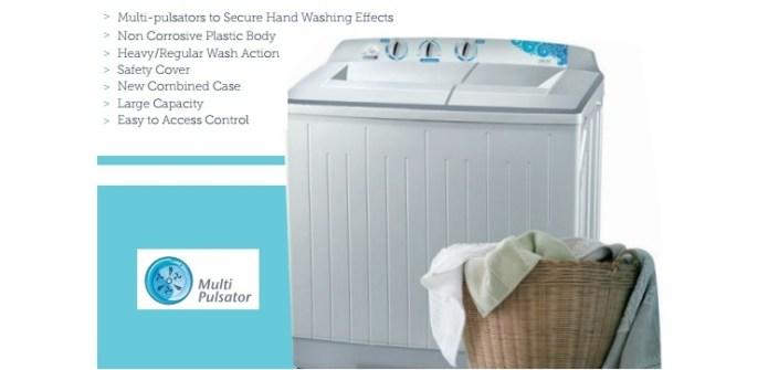 AKAI 7kg Twin Tub Washing Machine WM019A 70 (BF16) price in nigeria