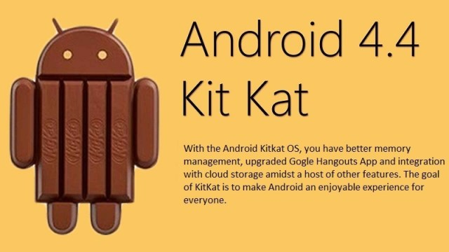 Android Kit Kat devices on Jumia