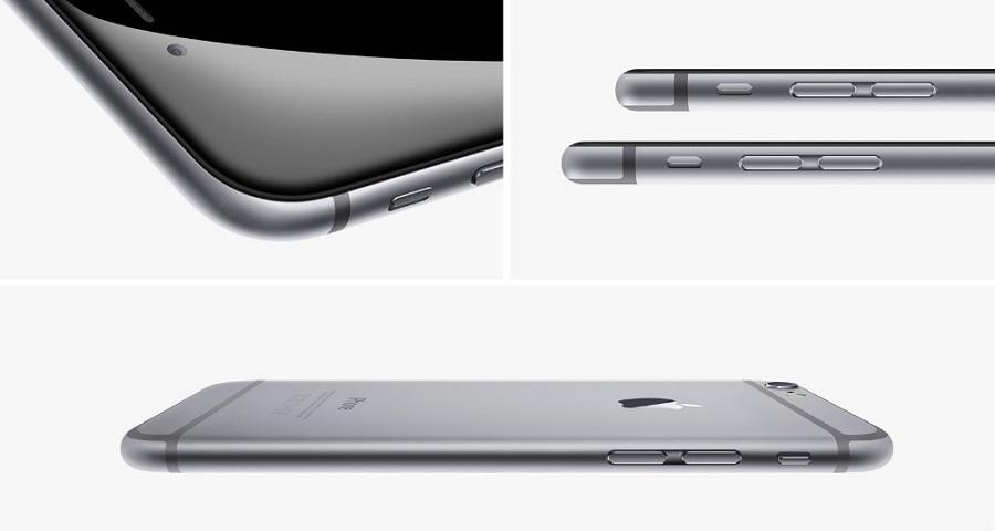 a4ec6ee1d828e4eb8ecd1345d737a4bc Apple IPhone 6   4.7 4G 1GB/16GB Refurbish Smartphone Fingerprint EU   Grey