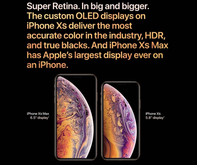 Apple IPhone XS 64GB – Dual SIM (nano-SIM) 0f41dc40663b9de4a2d2ba5822d0f6c9