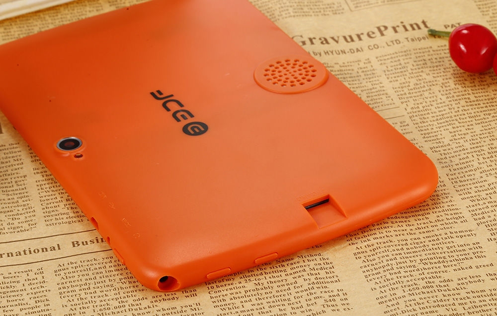 5fd5d84a883688df5dcdd7da8e6276d0 BDF Q768   7 Kids Tablet PC Android 4.4 512MB/8GB 0.3MP OTG G Sensor EU   Orange