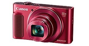 Canon PowerShot SX620HS Digital Camera W/25x Optical Zoom   Wi Fi & NFC Enabled (Black) price in Nigeria