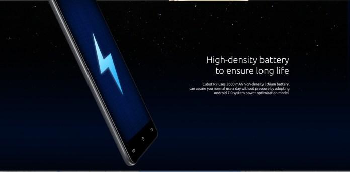 Cubot R9   5 Android 7.0 2GB/16GB Fingerprint P Sensor EU   Gold price in nigeria