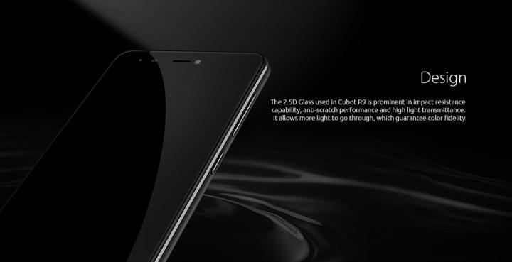 Cubot R9 3G Smartphone 5.0 Inch 2GB RAM 16GB ROM 13.0MP Rear Camera Fingerprint Scanner BLUE price in Nigeria