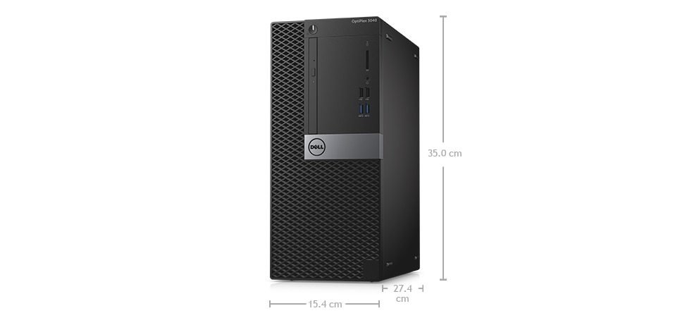 a70b10545e08e278b25098135aee44b8 Dell OptiPlex 3050 MiniTower Desktop   Intel Core I3 7100
