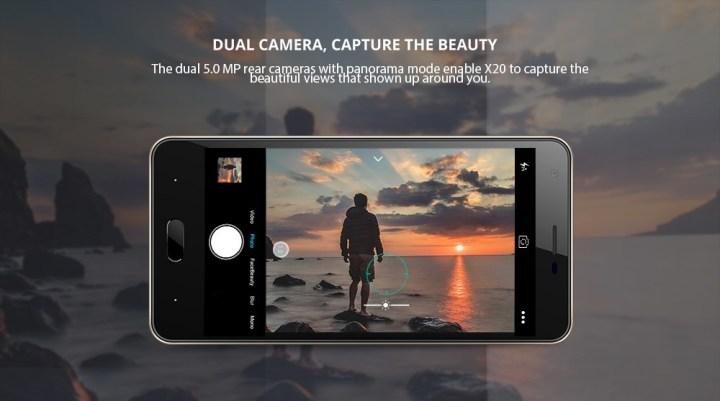 Doogee DOOGEE X20 3G Smartphone 2GB RAM 16GB ROM Quad Core GOLDEN EU PLUG price in Nigeria