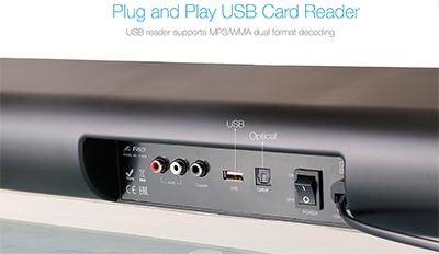 F&D T 180X Wireless Bluetooth Soundbar price in Nigeria