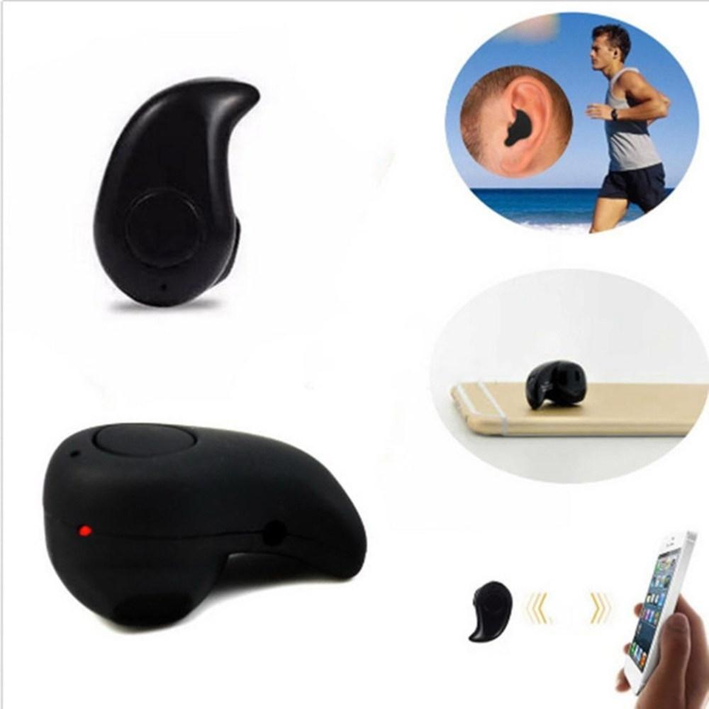 Generic Mini Wireless Bluetooth In Ear Headset Earphone Earpiece   Black price in nigeria