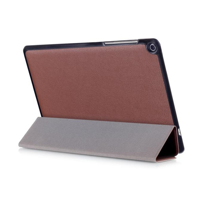 74991a691458b802ba4ec847cff91afe Generic Ipad/tablet Case Ultra Leather Stand Case Cover For Asus Zenpad 3S 10 Z500M Tablet 9.7 inch BW( Brown)
