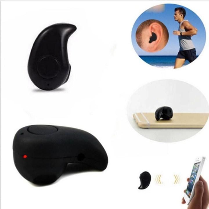 Generic Mini Wireless Bluetooth 4.0 Stereo In Ear Headset Earphone Earpiece Universal White price in Nigeria