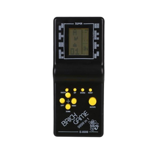 0e3b9011f4593fa0899c7262161ed078 Generic Classic Tetris Hand Held LCD Electronic Game Toy Fun Brick Game Riddle Toys