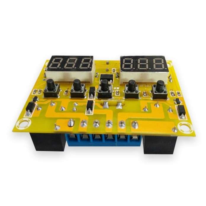 Generic TA Smart Digital Temperature & Humidity Controller Constant Temperature Control  black & Yellow price in nigeria