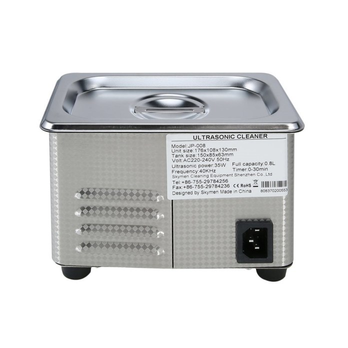 Generic Ultrasonic Cleaning Machine Ultrasound Clener Sonic Wave For Jewelry Glasses price in nigeria