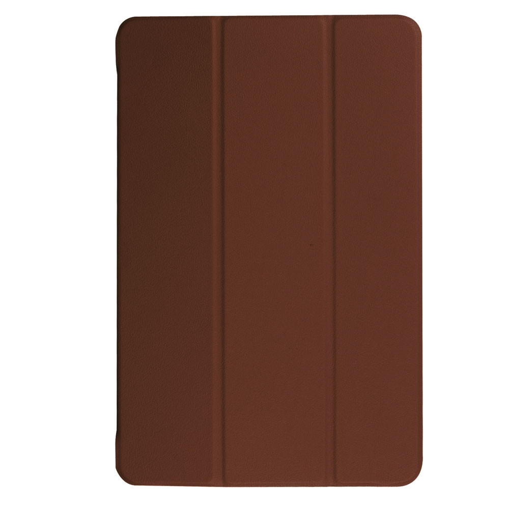 20db61ceb29647396f039ae51790af1c Generic Case Flip Leather Case Cover Holder For Samsung Galaxy Tab A6 10.1 P580 Inch BW Brown