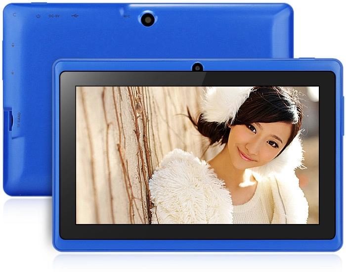 """Generic Q88H - 7"""" Tablet Android 4.4 512MB/8GB G-Sensor 2600mAh - Blue"""