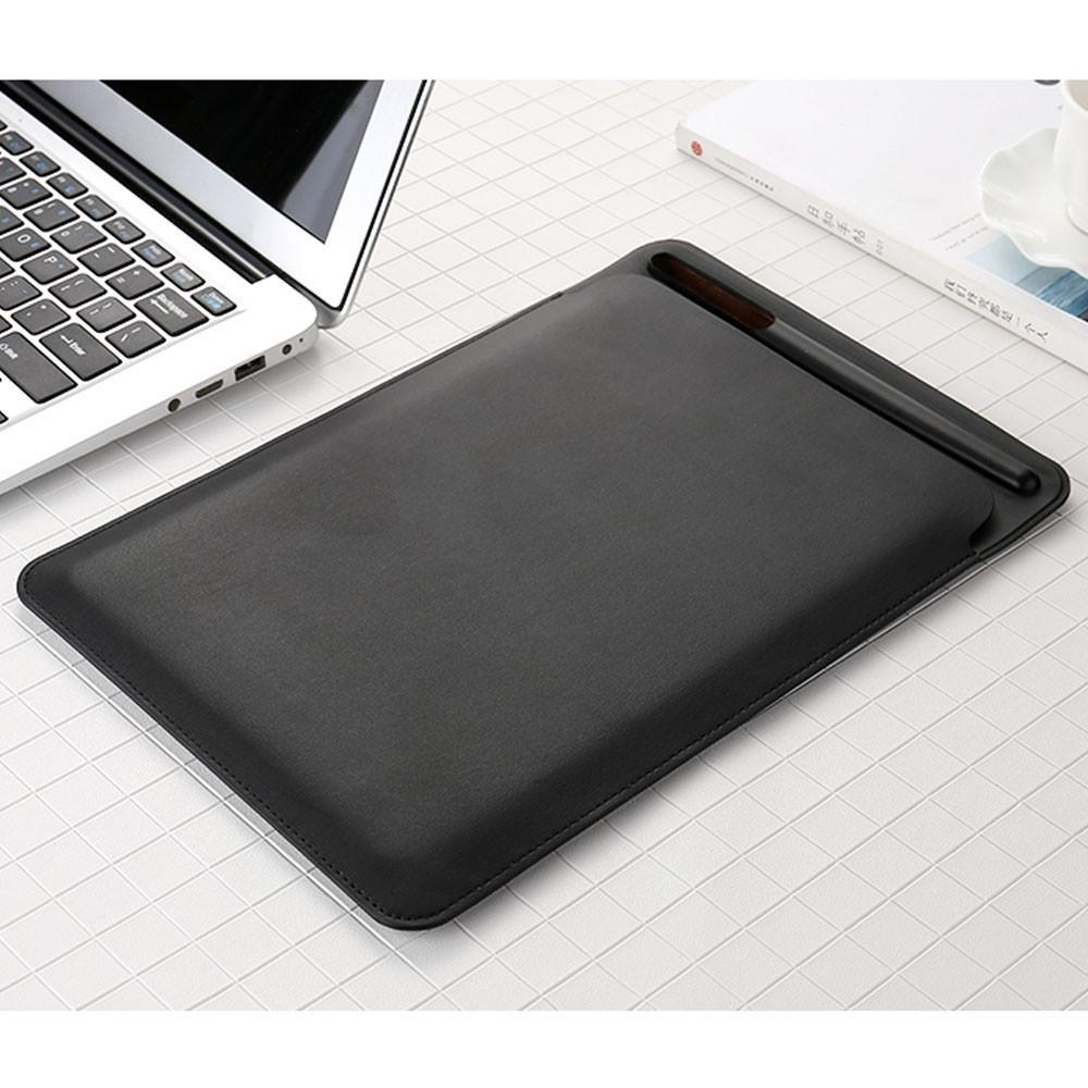 921338e0350a416279e797b213b21ab7 Generic Case Cover Bag Leather Sleeve For 12.9 Inch IPad Pro & Storage Apple Pencil