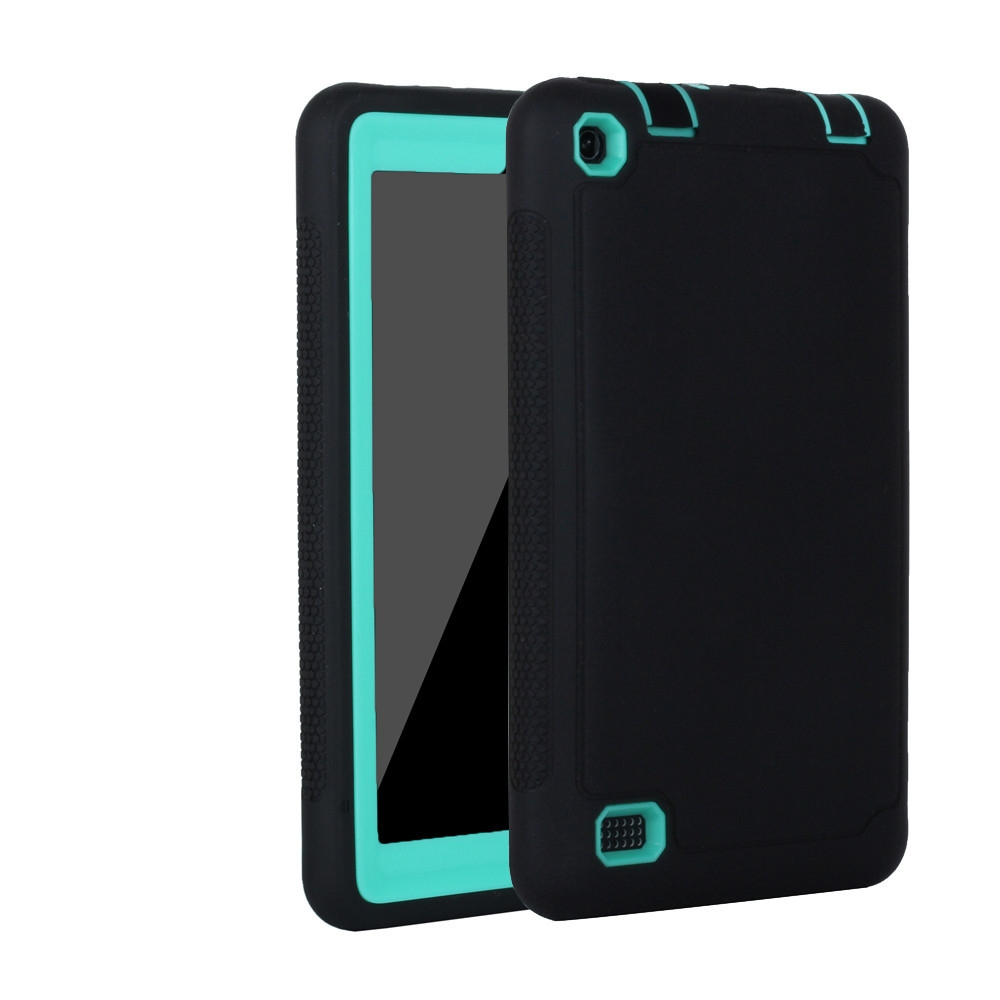 08943c394eea46b147fa7249e09fddc9 Generic Case Kid Rugged Shockproof Protective Cover Case For Amazon Kindle Fire 7 2015 Tablet AS Show