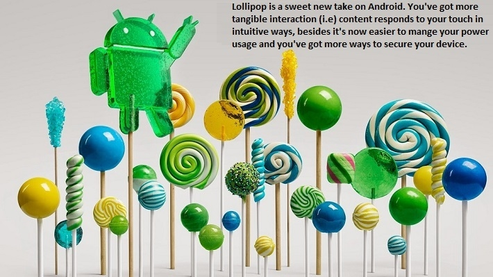 Android Lollipop devices on Jumia