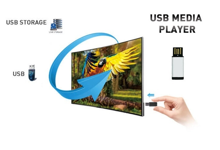 Hisense 32-Inch HD LED Television With USB Video HX32M2160H