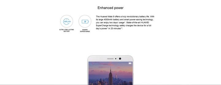 Huawei Huawei Mate 9 ( MHA AL00 ) 5.9 Inch Android 7.0 4G Phablet Kirin 960 Octa Core 2.4GHz 4GB RAM 64GB ROM Dual Rear Cameras Fingerprint Sensor OTG Type C   BLACK price in Nigeria