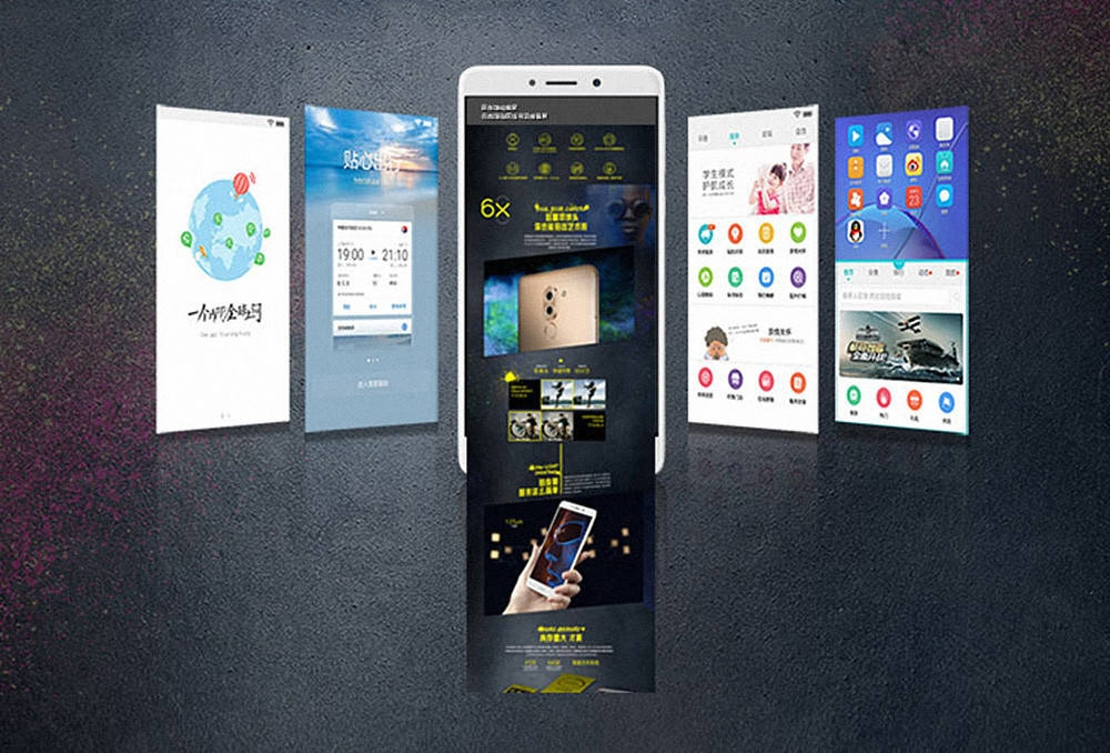 Huawei Honor 6X 5.5 Inch 4G Phablet Octa Core 2.1GHz 3GB RAM 32GB ROM SILVER price in nigeria