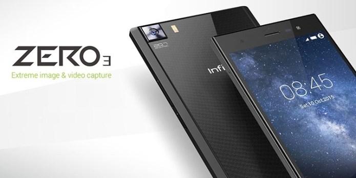 Infinix Zero 3 Smartphone available on Jumia Nigeria