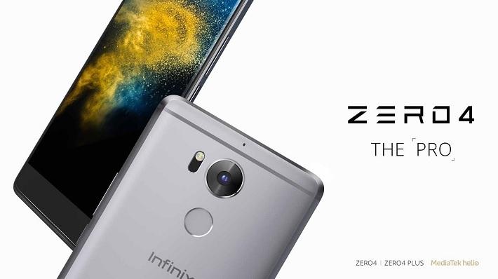 Infinix Zero 4 X555 5.5 Inch (3GB, 32GB) Android Marshmallow 8MP + 16MP Smartphone   Gold price in nigeria
