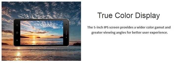 Itel it1516 Plus 5-inch IPS Screen
