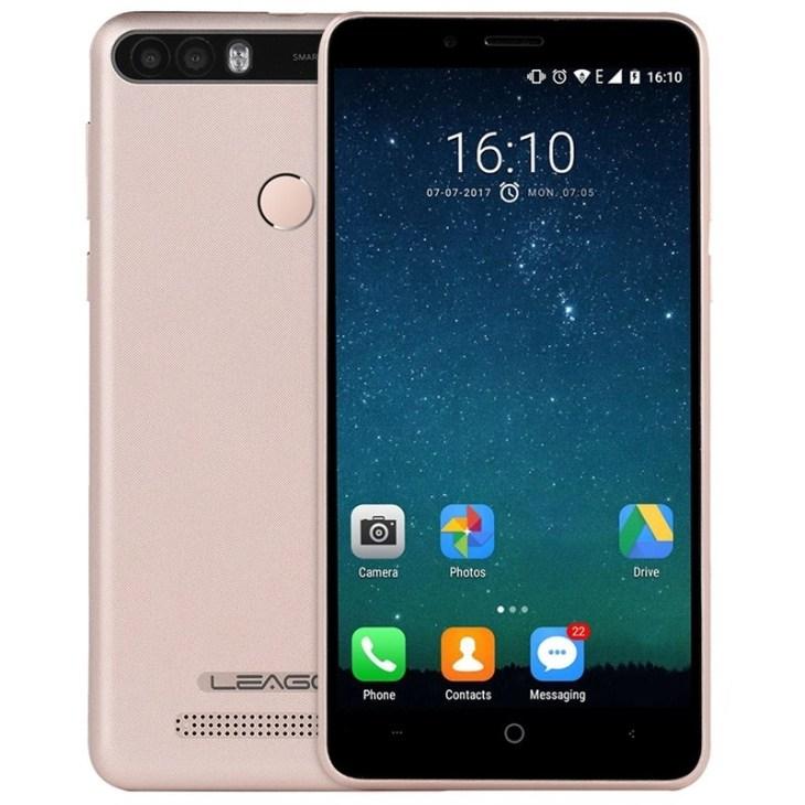 Leagoo KIICAA POWER   5.0 3G Android 7.0 2GB/16GB L Sensor G Sensor EU   Champagne Gold Nigeria