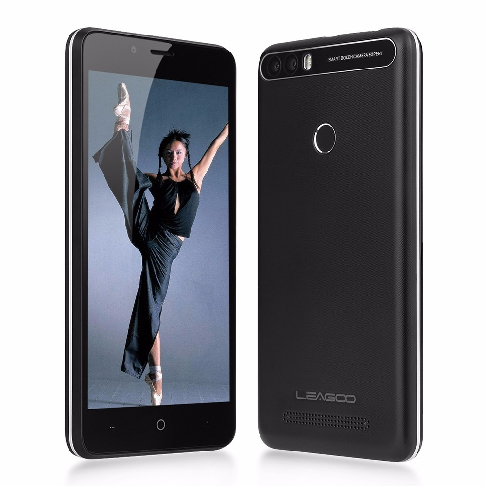 02ebf4396051efd53a9dc2f6788c3be6 Leagoo KIICAA POWER   5.0  3G (2GB RAM, 16GB ROM) Android 7.0 Nougat, 8MP+5MP+5MP, Dual Sim Smartphone Black