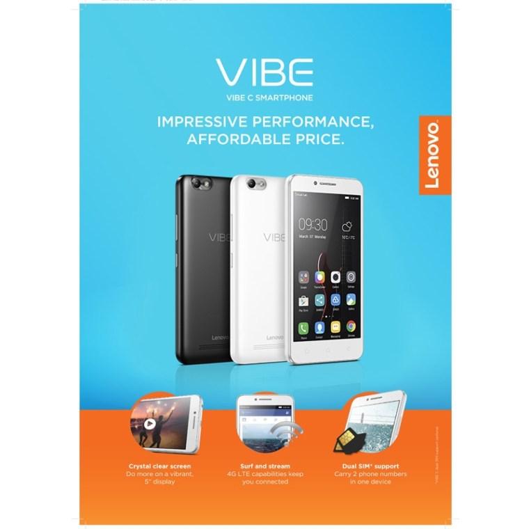 Lenovo vibe c a2020 on jumia at best price